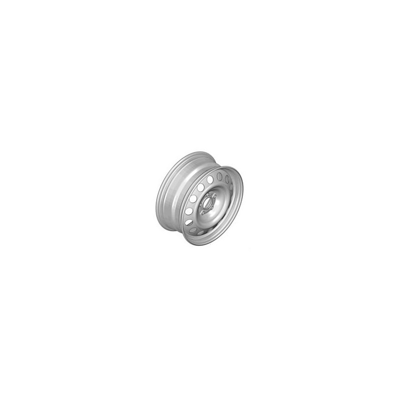 """Cerchio in acciaio 16"""" Peugeot Rifter, Berlingo (K9)"""