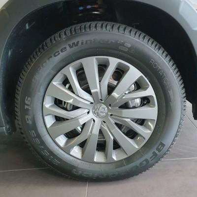 "Poklice na kolo TONGARIRO 16"" Peugeot - Rifter"
