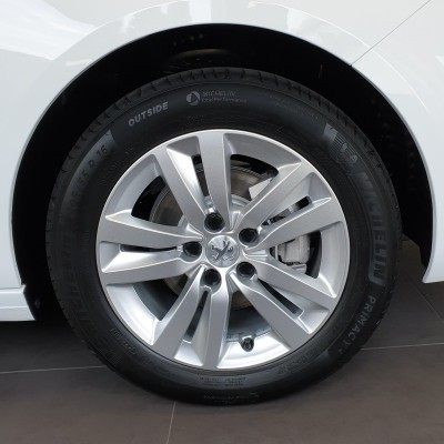 """Alloy wheel Peugeot QUARTZ 16"""" - New 308 (T9)"""