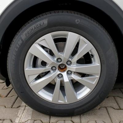 """Hliníkové kolo Peugeot CHICAGO 17"""" - Nová 3008 (P84)"""