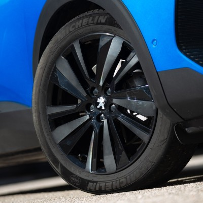 "Alu disk WASHINGTON BLACK 19"" Peugeot 3008 SUV (P84), 5008 SUV (P87)"