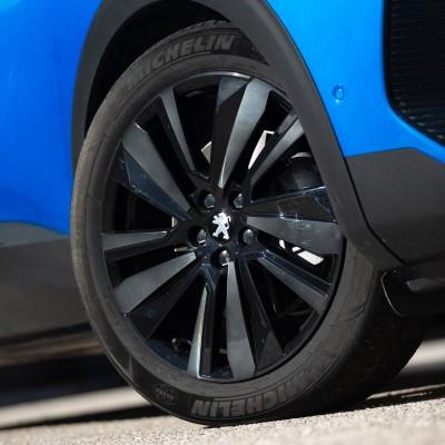 "Alu kolo WASHINGTON BLACK 19"" Peugeot 3008 SUV (P84), 5008 SUV (P87)"