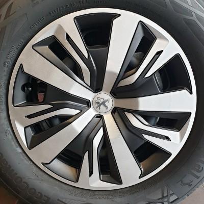 """Wheel trim NOLITA 16"""" Peugeot"""