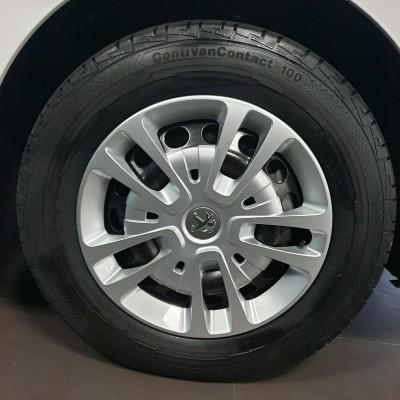 "Wheel trim SAN FRANCISCO 16"", styl Peugeot Traveller / Expert 4"