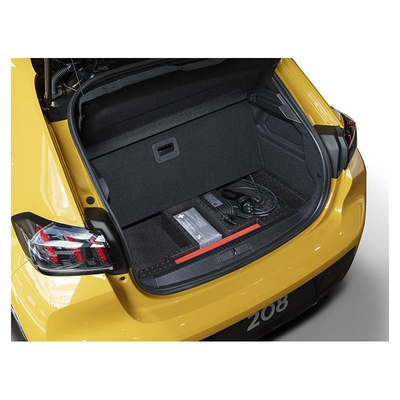 Boot storage with cover Peugeot 208 (P21), DS 3 Crossback, Opel Corsa