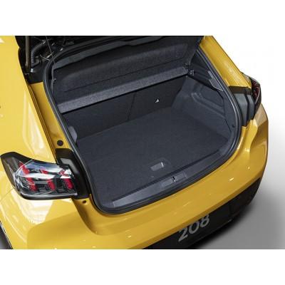 Portaoggetti del bagagliaio con coperchio Peugeot 208 (P21), DS 3 Crossback, Opel Corsa