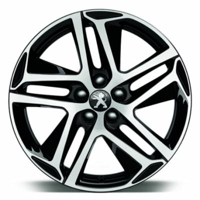 """Sada alu disky Peugeot SAPHIR NOIR 18"""" - 308 (T9), 308 SW (T9)"""