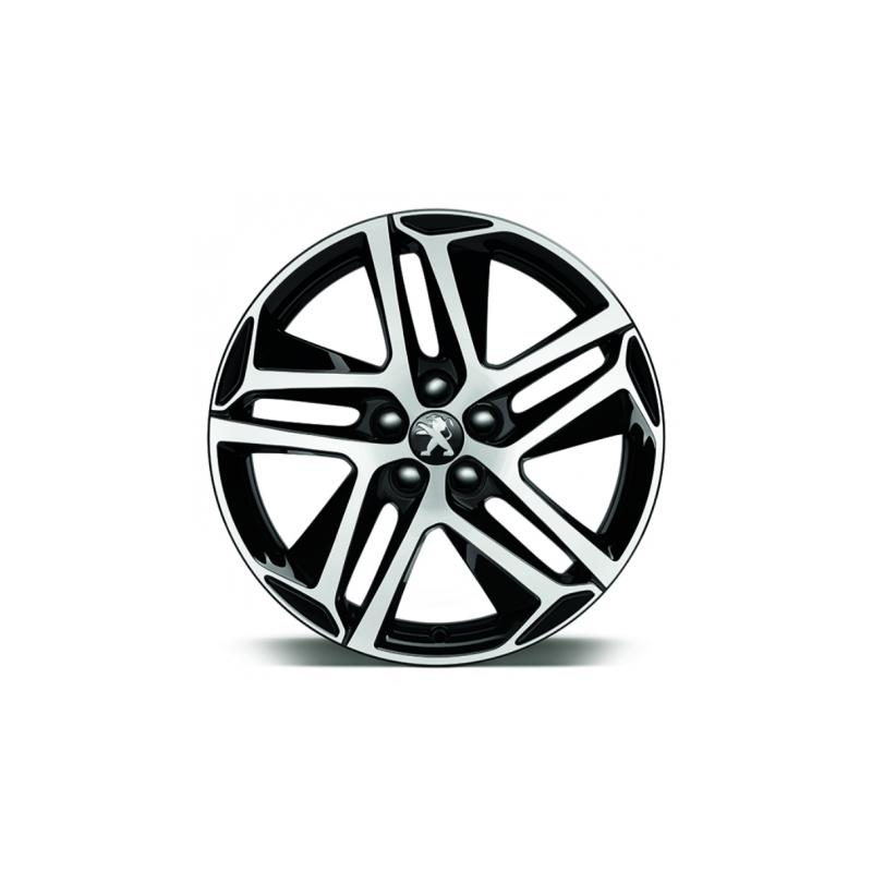 """Sada alu kola Peugeot SAPHIR NOIR 18"""" - 308 (T9), 308 SW (T9)"""