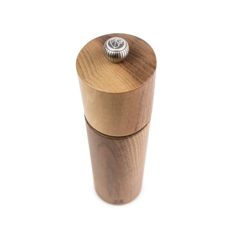 Peugeot Mlynček na soľ Chatel Noyer, orechové drevo