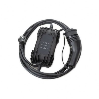 Mode 2 Charging Cable, type EF, 6 m