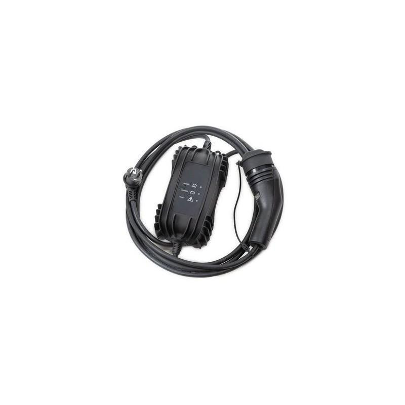 Nabíjací kábel režimu 2, typ EF, 6 m
