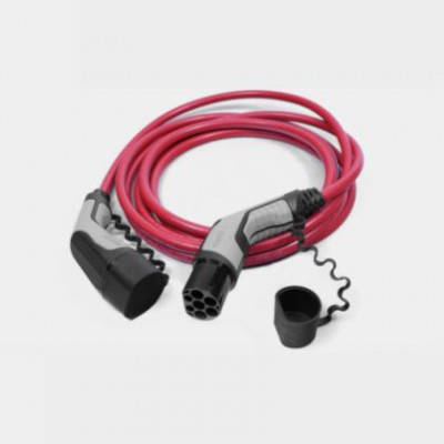 Mode 3 Charging Cable, Three-phase 22 KW, 6 m