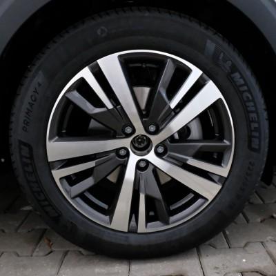 "Alu kolo DETROIT GREY 18"" Peugeot 3008 SUV (P84), 5008 SUV (P87)"