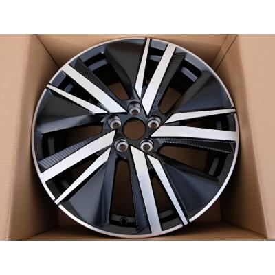 "Alloy wheel SAN FRANCISCO 19"" Peugeot 3008 SUV (P84), 5008 SUV (P87)"