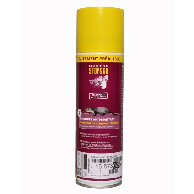Odour removal cleaning foam
