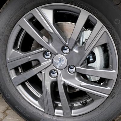 "Alu disk TAKSIM 16"" Peugeot 208 (P21)"