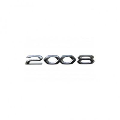 """Monogrammo """"2008"""" anteriore Peugeot 2008 (P24)"""