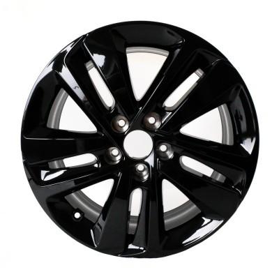 """Alloy wheel Peugeot PHOENIX 17"""" BLACK ONYX -  Expert 4"""