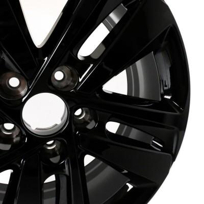 """Cerchio in lega Peugeot PHOENIX 17"""" NERO ONYX -  Expert 4"""
