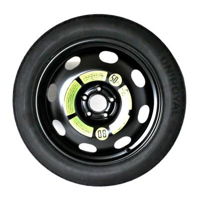 "Space-saver spare wheel 18"" Peugeot 3008, 5008, Citroen C5 Aircross, DS 7 Crossback, Opel Crossland"