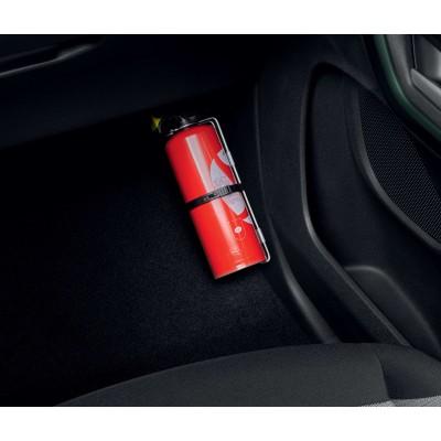 Fire extinguisher holder under the seat of Peugeot Rifter (K9), Partner (K9), Citroën Berlingo (K9)