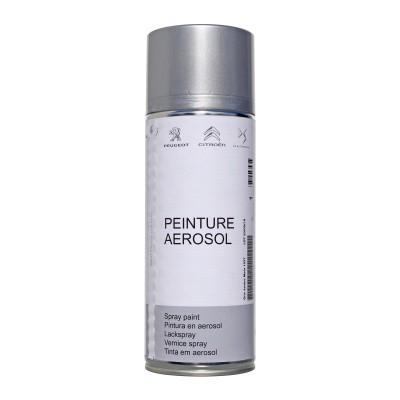 Paint retouch aerosol GREY for alloy wheels Peugeot, Citroën
