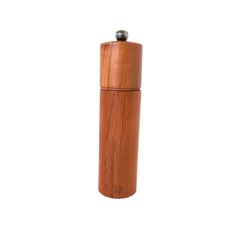 Peugeot Chatel Merisier Mlýnek na sůl - višňové dřevo 21 cm