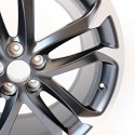 """Cerchio in lega Peugeot SOLSTICE 19 """"matt black onyx - RCZ"""