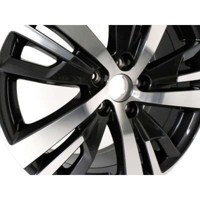 """Cerchio in lega DETROIT GREY 18"""" Peugeot 3008 SUV (P84), 5008 SUV (P87)"""