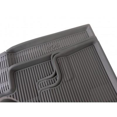 Serie di tappetini in gomma Peugeot 508, 508 SW