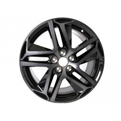 "Alloy wheel Peugeot SAPHIR BLACK 18"" - 308 (T9)"