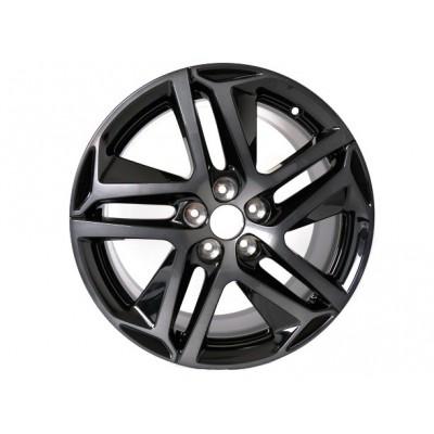 """Cerchio in lega Peugeot SAPHIR BLACK 18"""" - 308 (T9)"""