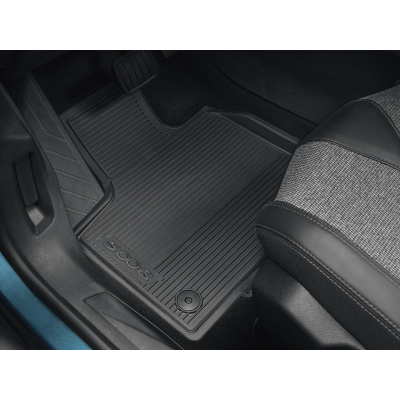 Gumové koberce pro PRAVOSTRANNÉ ŘÍZENÍ Peugeot 5008 SUV (P87)