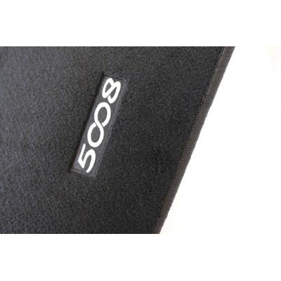 Koberec do zavazadlového prostoru oboustranný Peugeot - Nová 5008 (P87)