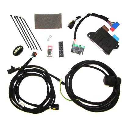 Elektrický zväzok 13 ciest pre ťažné zariadenie s LED svetlami Peugeot 3008 SUV (P84), 5008 SUV (P87), Opel Grandland X