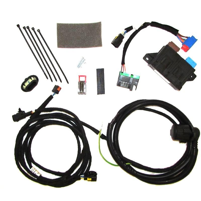Elektrický svazek 13 cest pro tažné zařízení s LED světly Peugeot 3008 SUV (P84), 5008 SUV (P87), Opel Grandland X