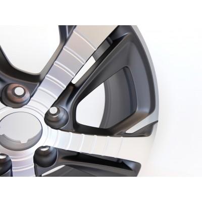 "Alloy wheel Peugeot DIAMANT 18"" - 308 (T9), 308 SW (T9)"