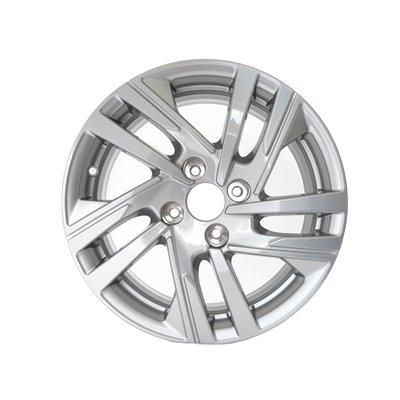"Set of 4 alloy wheels TAKSIM 16"" Peugeot 208 (P21)"