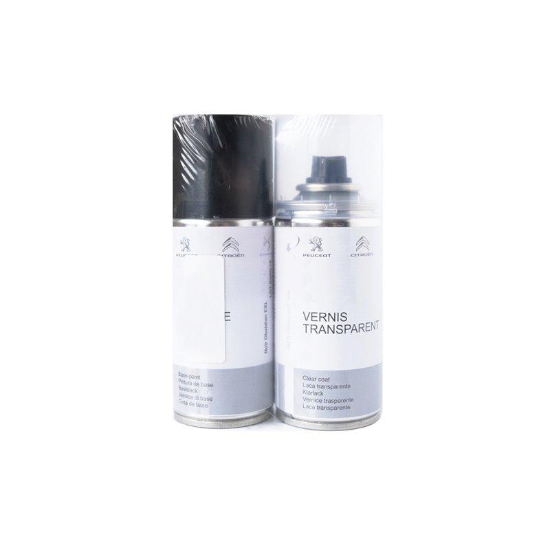Paint retouch aerosol Peugeot, Citroën -GREY PLATINIUM (EVL)