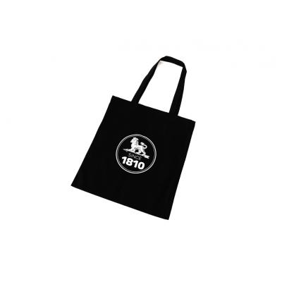 Bavlněná taška Peugeot SINCE 1810 - černá