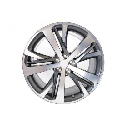 "Alloy wheel Peugeot TECHNICAL GREY (LE MANS) 19 "" - RCZ"