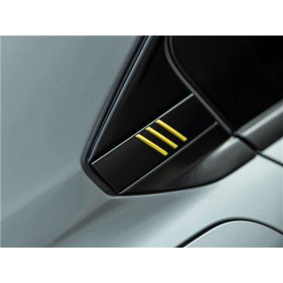 """Badge """"PSE"""" left side of vehicle Peugeot 508 (R8)"""