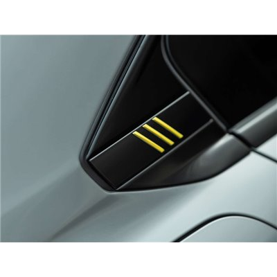 """Badge """"PSE"""" right side of vehicle Peugeot 508 (R8)"""