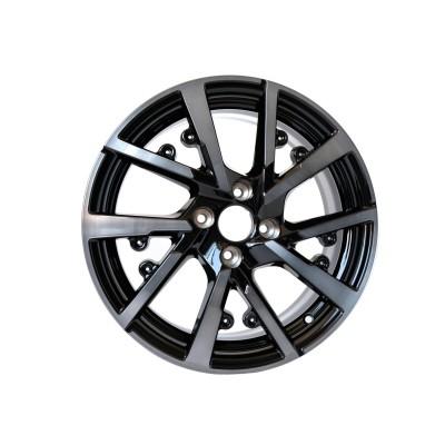 "Alloy wheel BRONX 17"" Peugeot 208 (P21), e-208 (P21)"
