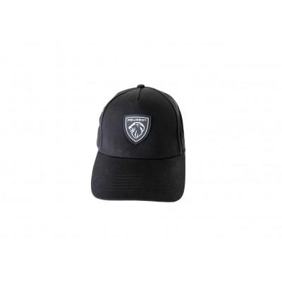 Peugeot Cap BRAND LOGO black