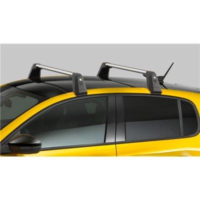 Set of 2 transverse roof bars Peugeot 208 (P21)