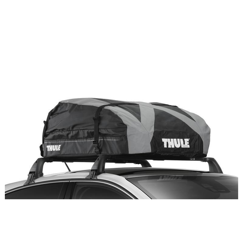 Cofre de techo corto flexible Thule 280l - Ranger 90