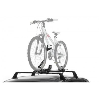 Bike carrier on roof bars PRORIDE - Thule