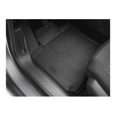 Set of rubber floor mats Peugeot New 308 SW (T9)