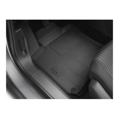 Satz geformte gummimatten Peugeot - Neu 308 (T9)